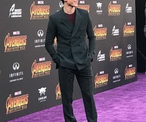 Avengers and tom holland image