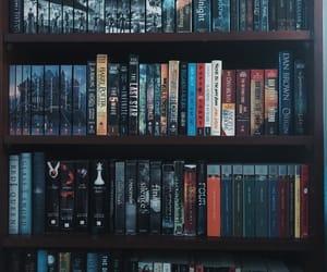 book, bookish, and bookshelf image