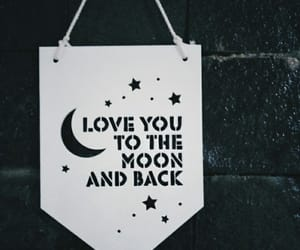 quotes, cafe, and moon image