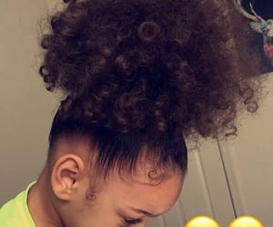 curls and kids image