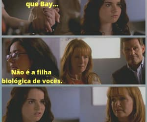 bay, serie, and switched at birth image