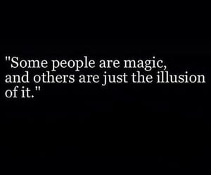 quotes, illusion, and magic image
