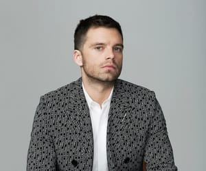 outtakes, sebastian stan, and l'officiel hommes image