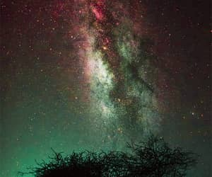 authentic, galaxy, and landscape image