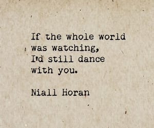 niall horan, Lyrics, and quotes image
