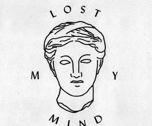 lost, mind, and art image