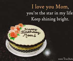 happy birthday mom, birthday sayings for mom, and happy bday quotes images image