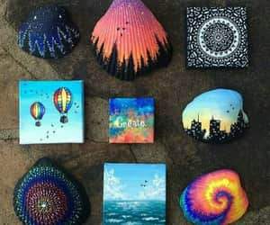 creative, painting, and patterns image