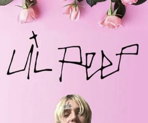 flowers, soundcloud, and lil peep image