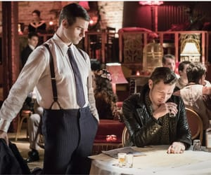 jazz, the vampire diaries, and klaus mikaelson image