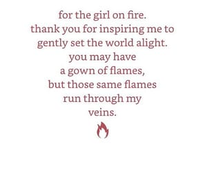poem, poetry, and katniss image