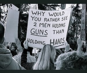 gay, gun, and quotes image