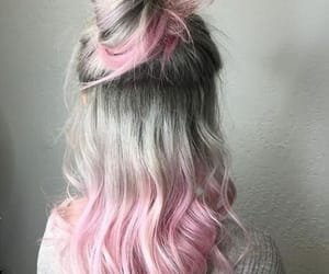 color, moda, and hair image