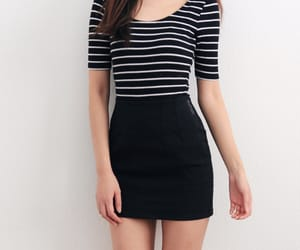 casual, skirt, and outfit ideas image