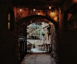 alley, camera, and cool image