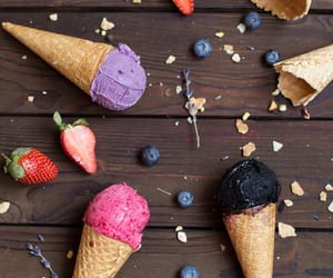 colorful, ice cream, and photography image