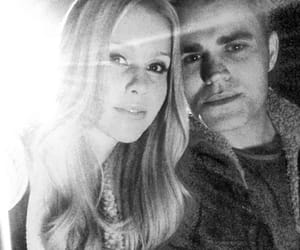 paul wesley, claire holt, and the vampire diaries image