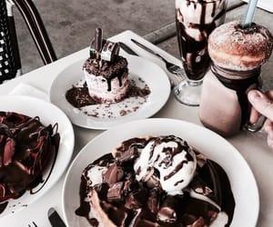 chocolate, foodie, and freakshakes image