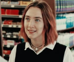 greta gerwig, lady bird, and saoise ronan image
