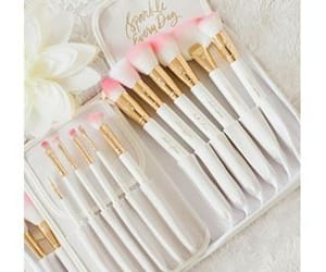 makeup brush, white makeup brushes, and the beauty inc image
