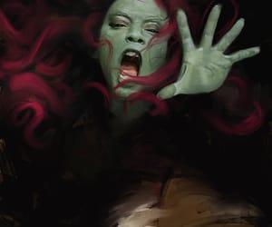 Avengers, gamora, and Marvel image