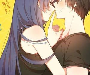 anime, fullmetal panic, and love image