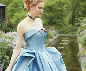 dress, cinderella, and princess image