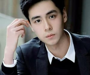 model, chinese actor, and a love so beautiful image