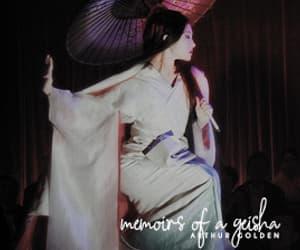 books, literature, and memoirs of a geisha image