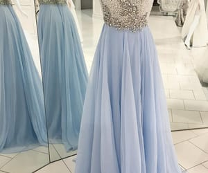 fashion, prom gown, and prom shopping image