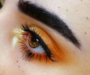 aesthetic, beauty, and eyebrows image