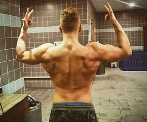 fit, goals, and gym image