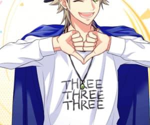 otome game, a3!, and kazunari miyoshi image