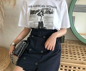asian fashion, clothes, and kfashion image