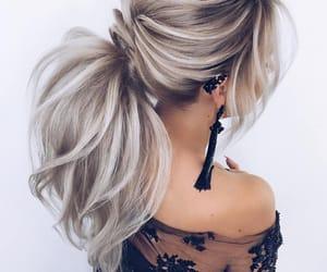 blonde, elegant, and fashion image