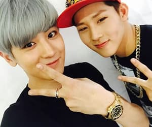 exo, jooheon, and kpop image