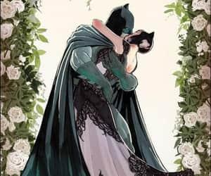 batman, wedding, and gatubela image