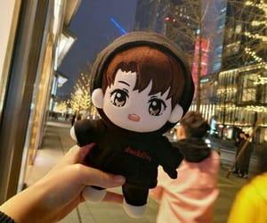 bts, jungkook, and bts dolls image