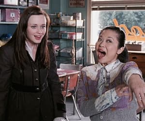 bffs, theme, and gilmore girls image