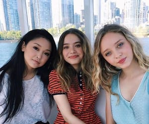 lana condor, to all the boys, and lara jean image