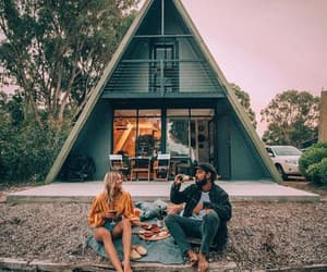 couple, cozy, and Dream image
