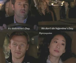 grey's anatomy, owen hunt, and cristina yang image
