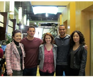 greys anatomy, icon, and friends image