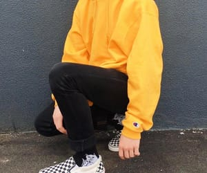 vans, outfit, and style image