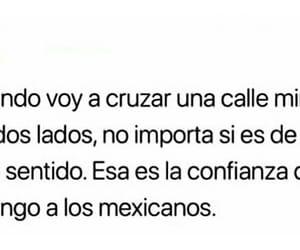 calle, mexicanos, and cruzar image