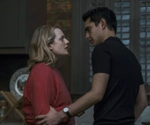 tension, max minghella, and elizabeth moss image