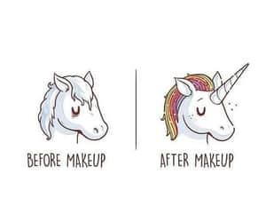 unicorn and quotes image