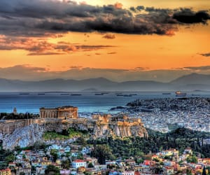 Greece and Athens image