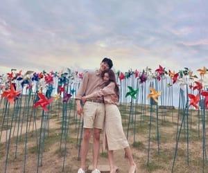 couple, ulzzangcouple, and korea image