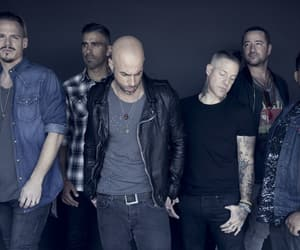 american idol, bands, and chris daughtry image